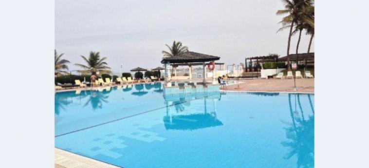 Hotel Le Meridien President: Piscine Découverte DAKAR