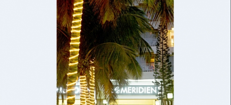 Hotel Le Meridien President: Exterior DAKAR