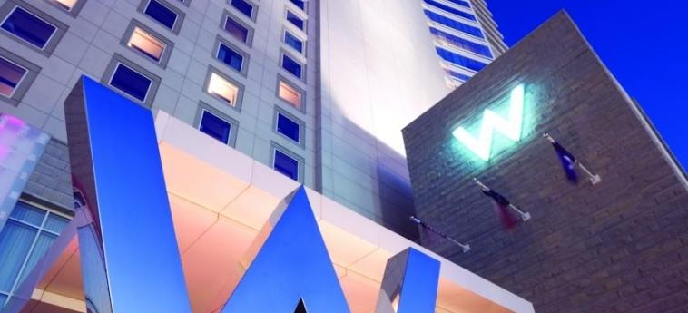 Hotel W Dallas - Victory: Facciata DALLAS (TX)