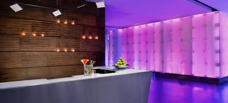 Hotel W Dallas - Victory: Reception DALLAS (TX)