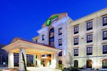 Hotel Holiday Inn Express Dallas Market Center: Exterior DALLAS (TX)