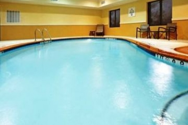 Hotel Holiday Inn Express Dallas Market Center: Piscina Cubierta DALLAS (TX)