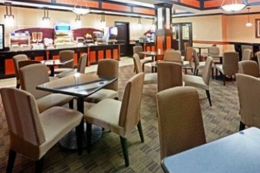 Hotel Holiday Inn Express Dallas Market Center: Sala de Desayuno DALLAS (TX)