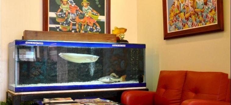 The Royale House Travel Inn & Suites: Lobby DAVAO CITY