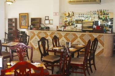 Hotel Gran Nacional: Bar de l'hôtel DAVID