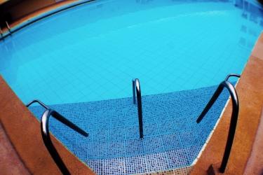 Hotel Gran Nacional: Piscina DAVID