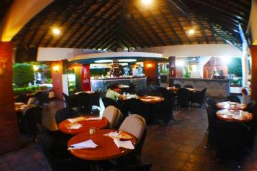 Hotel Gran Nacional: Ristorante DAVID
