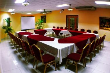 Hotel Gran Nacional: Struttura per riunioni DAVID