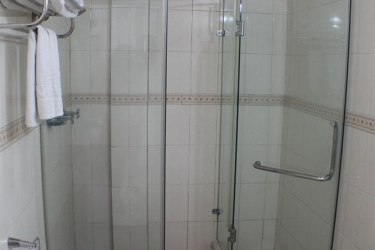Hotel Gran Nacional: Bathroom DAVID