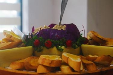 Hotel Gran Nacional: Food drink DAVID