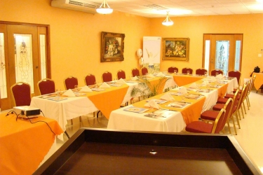 Hotel Gran Nacional: Meeting facility DAVID