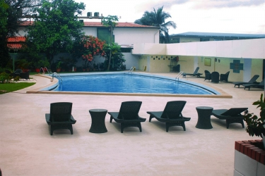 Hotel Gran Nacional: Outdoor pool DAVID