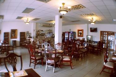 Hotel Gran Nacional: Restaurant DAVID
