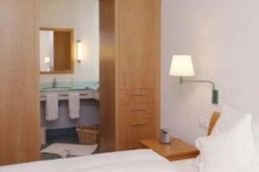 Hotel Zauberberg: Chambre jumeau DAVOS