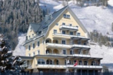 Hotel Zauberberg: Extérieur DAVOS