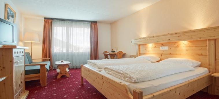 Clubhotel: Camera Matrimoniale/Doppia DAVOS