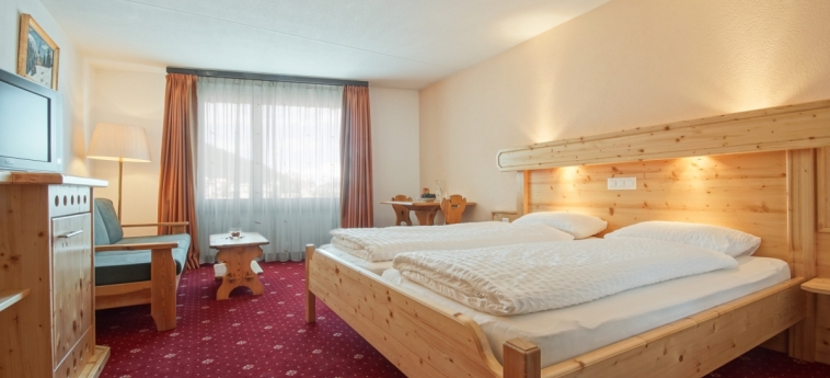 Clubhotel: Chambre Double DAVOS