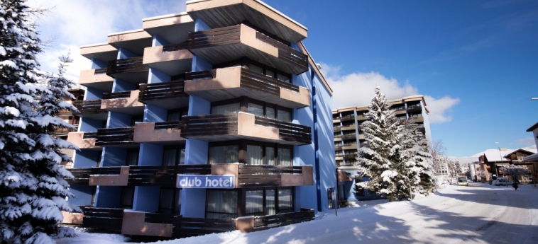 Clubhotel: Außen DAVOS