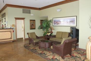 Hotel Grand Seas Resort: Area salotto DAYTONA BEACH (FL)