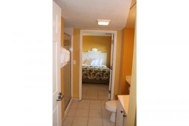Hotel Grand Seas Resort: Bagno DAYTONA BEACH (FL)