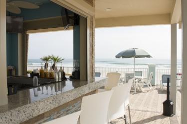 Hotel Grand Seas Resort: Bar a bordo piscina DAYTONA BEACH (FL)