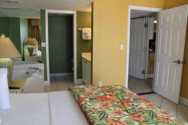 Hotel Grand Seas Resort: Camera degli ospiti DAYTONA BEACH (FL)