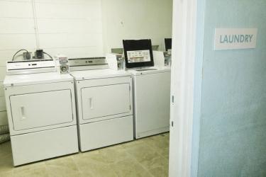 Hotel Grand Seas Resort: Lavanderia DAYTONA BEACH (FL)