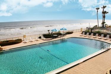 Hotel Grand Seas Resort: Piscina all'aperto DAYTONA BEACH (FL)