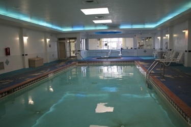 Hotel Grand Seas Resort: Piscina Coperta DAYTONA BEACH (FL)