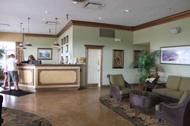 Hotel Grand Seas Resort: Reception DAYTONA BEACH (FL)