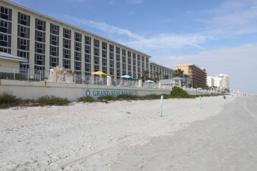 Hotel Grand Seas Resort: Spiaggia DAYTONA BEACH (FL)