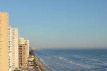 Hotel Tropic Shores Resort: Exterior DAYTONA BEACH (FL)