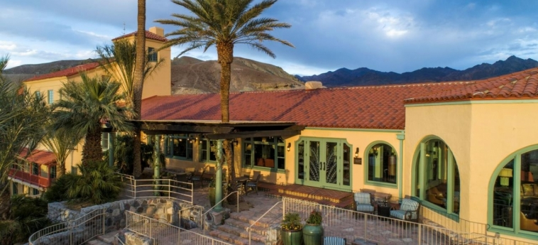 Hotel The Inn At Death Valley: Esterno DEATH VALLEY (CA)