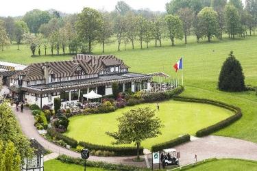 Hotel Barrière Le Royal Deauville: Activité DEAUVILLE
