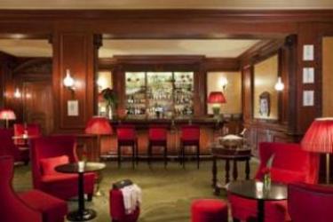 Hotel Barrière Le Royal Deauville: Bar DEAUVILLE