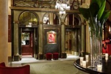 Hotel Barrière Le Royal Deauville: Hotelhalle DEAUVILLE