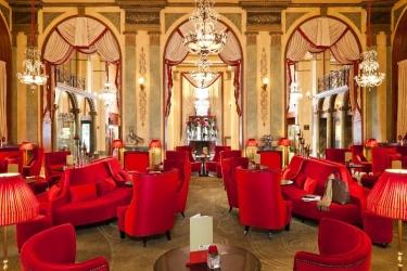 Hotel Barrière Le Royal Deauville: Lobby DEAUVILLE