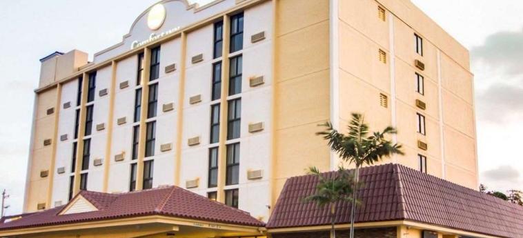 Hotel Comfort Inn Oceanside: Außen DEERFIELD BEACH (FL)