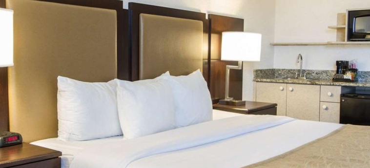 Hotel Comfort Inn Oceanside: Gastzimmer Blick DEERFIELD BEACH (FL)