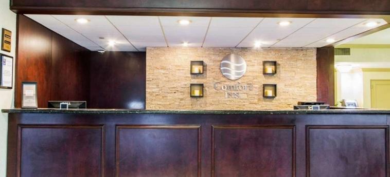 Hotel Comfort Inn Oceanside: Lobby DEERFIELD BEACH (FL)