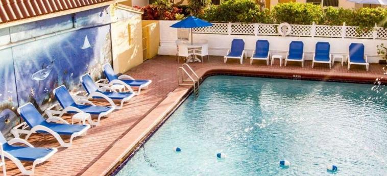 Hotel Comfort Inn Oceanside: Schwimmbad DEERFIELD BEACH (FL)