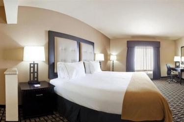 Hotel Holiday Inn Express & Suites Denton-Unt-Twu: Chanbre DENTON (TX)