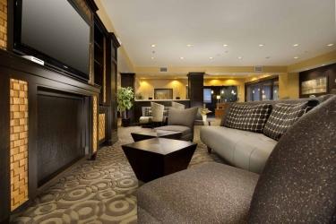 Hotel Holiday Inn Express & Suites Denton-Unt-Twu: Hall d'entrée DENTON (TX)