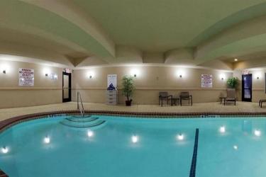 Hotel Holiday Inn Express & Suites Denton-Unt-Twu: Piscine Couverte DENTON (TX)
