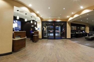 Hotel Holiday Inn Express & Suites Denton-Unt-Twu: Reception DENTON (TX)