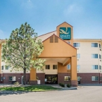 Hotel Quality Inn & Suites Denver International Airport