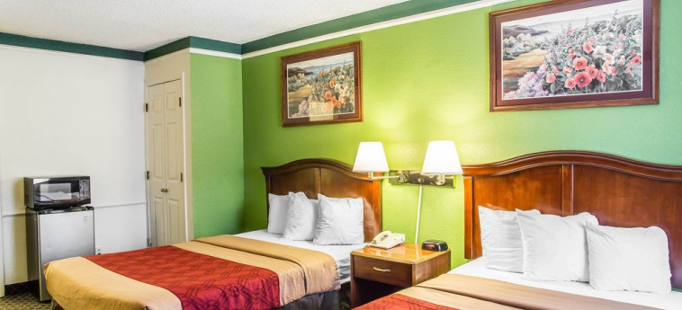 Hotel Quality Inn Airport: Guestroom DENVER (CO)