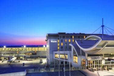 Hotel Westin Detroit Metropolitan Airport: Außen DETROIT (MI)