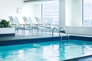 Hotel Westin Detroit Metropolitan Airport: Außenschwimmbad DETROIT (MI)