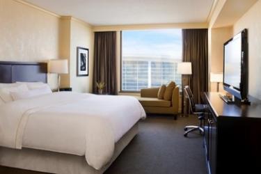 Hotel Westin Detroit Metropolitan Airport: Schlafzimmer DETROIT (MI)